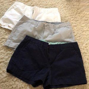 3 pair of shorts Merona